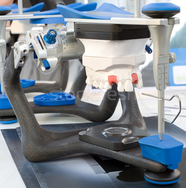 Dental Articulator Stock photo © Suljo