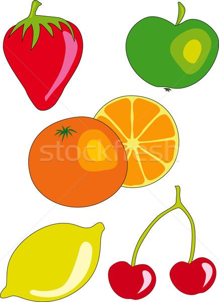 Fruits Stock photo © Suljo