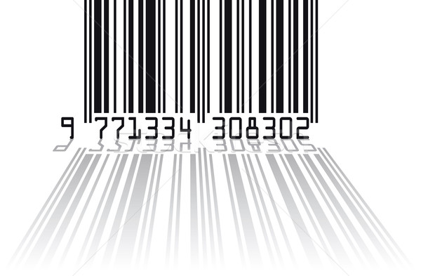 Bar code Stock photo © Suljo