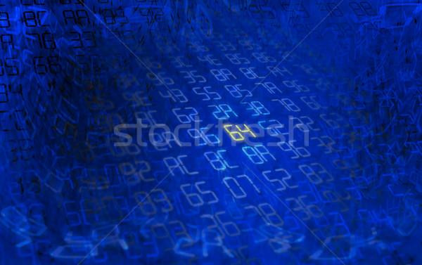 Code Stock photo © Suljo