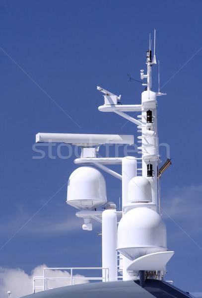 радар антенна технологий телефон власти Сток-фото © Suljo