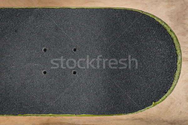 used skateboard seen from above Stock photo © superelaks