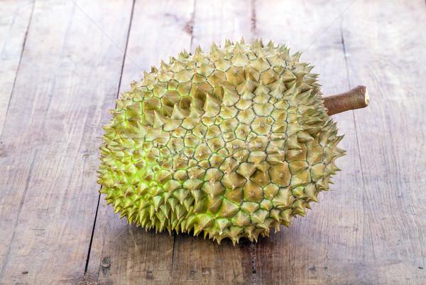 свежие зеленый пластина сырой тропические Сток-фото © supersaiyan3