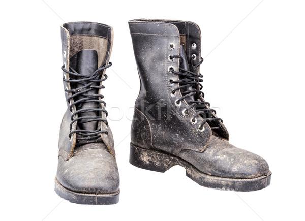 combat boots Stock photo © supersaiyan3