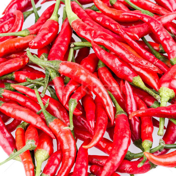 red Cayenne pepper Stock photo © supersaiyan3