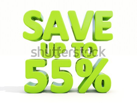 Save up to 7% Stock photo © Supertrooper