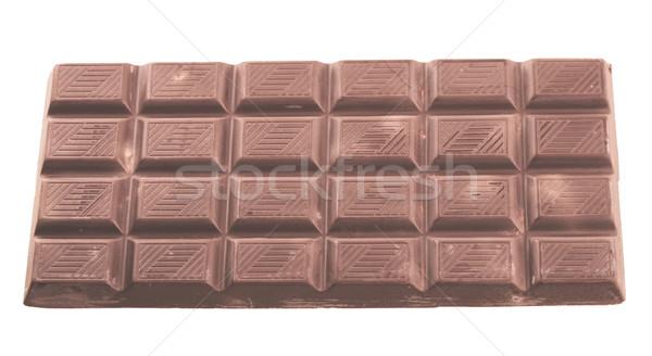 Chocolate bar Stock photo © Supertrooper
