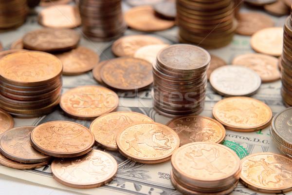 Money Stock photo © Supertrooper