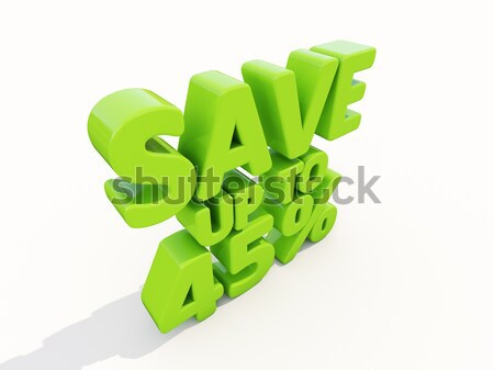 Save up to 25% Stock photo © Supertrooper