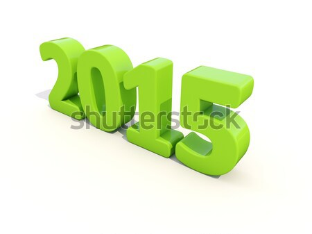 New 2015 Year Stock photo © Supertrooper