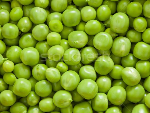Green pea Stock photo © Supertrooper