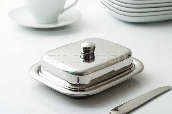 Dishware Stock photo © Supertrooper