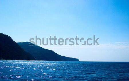 Seascape Stock photo © Supertrooper