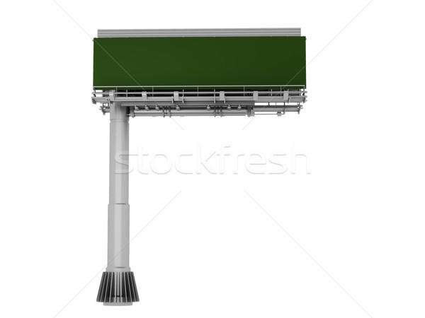 Large billboard Stock photo © Supertrooper