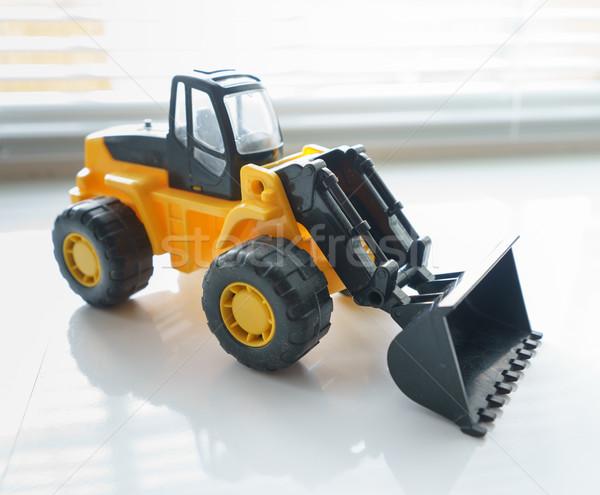 Photo stock: Jouet · roue · industrielle · véhicule · plastique