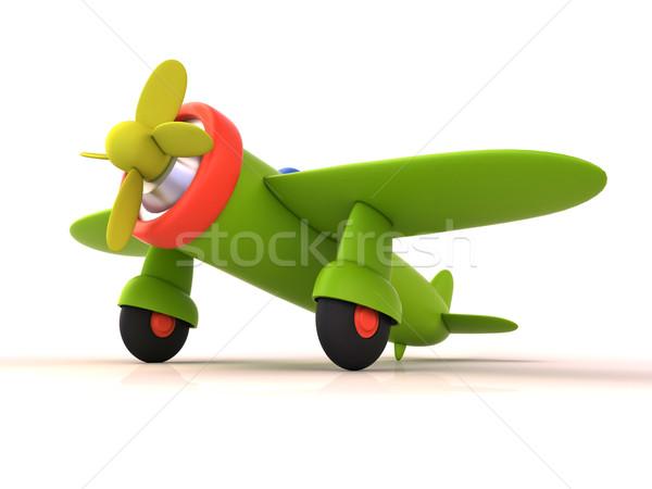 Toy plane Stock photo © Supertrooper