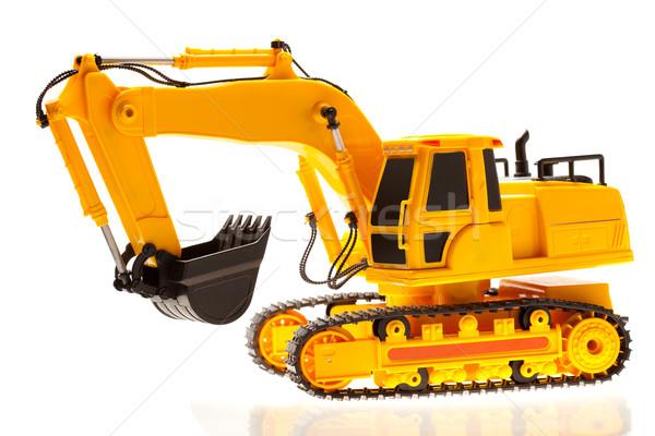 Excavator Stock photo © Supertrooper