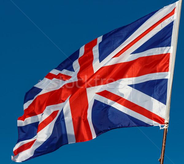 Stock photo: Great Britain Flag
