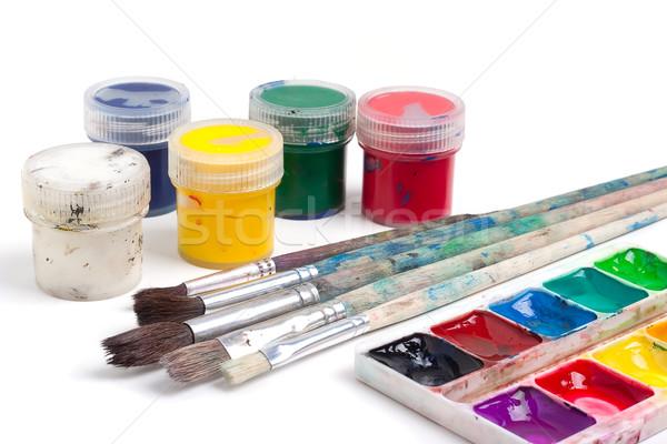 Stock photo: Arts