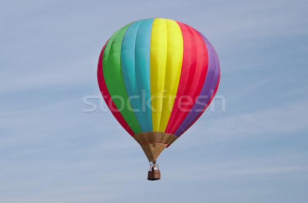 Balloon flies Stock photo © Supertrooper