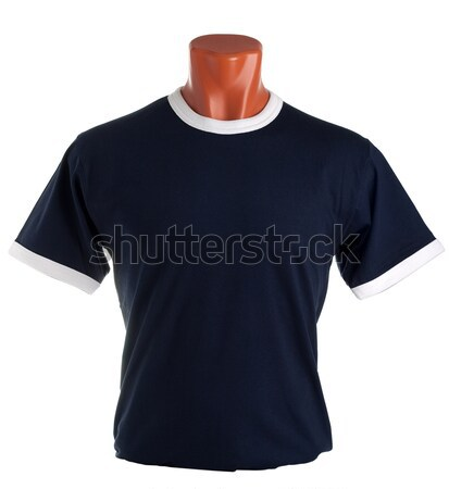 T-shirt isolated Stock photo © Supertrooper