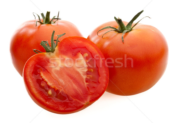 Tomatoes Stock photo © Supertrooper