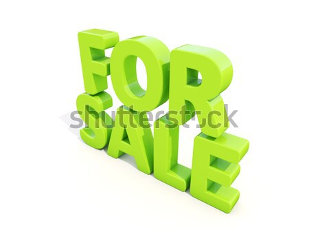 3d words for free Stock photo © Supertrooper