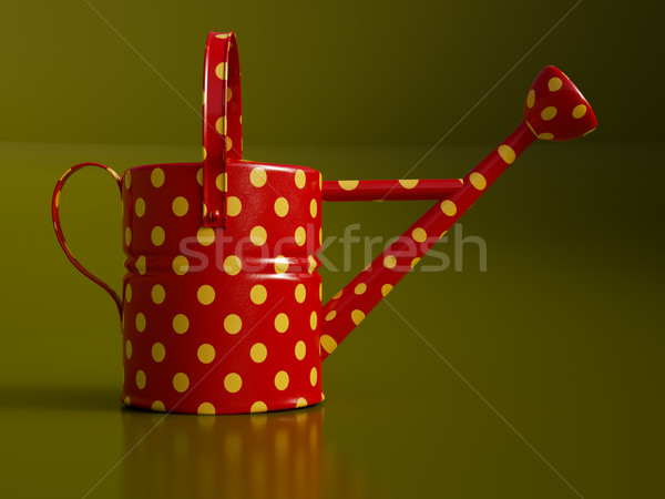 Watering can Stock photo © Supertrooper