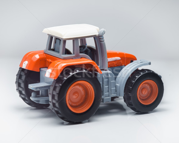 Agricultural Toy Tractor  Stock photo © Supertrooper
