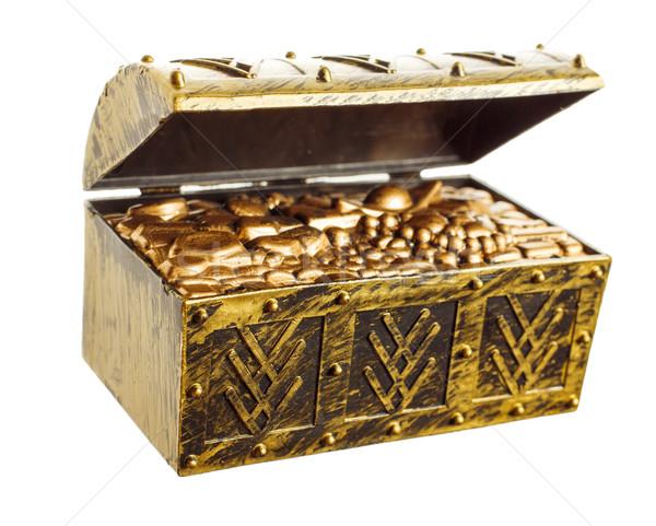Treasure chest Stock photo © Supertrooper
