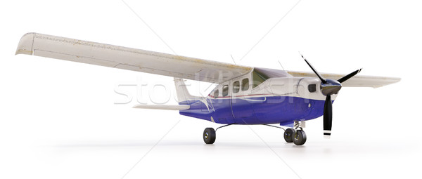 Light private plane Stock photo © Supertrooper