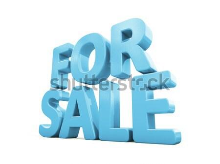 3D sözler ücretsiz ikon beyaz 3d illustration Stok fotoğraf © Supertrooper
