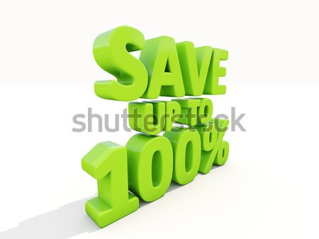Save up to 50% Stock photo © Supertrooper