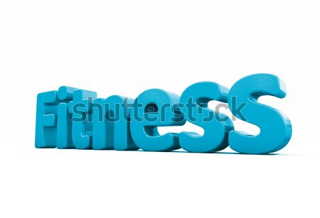 3d word free Stock photo © Supertrooper