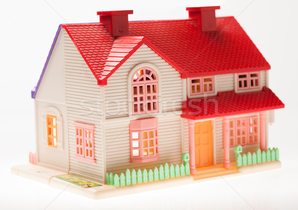Stock photo: Playhouse