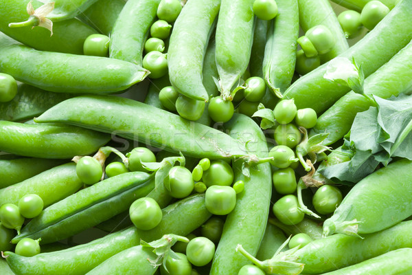 Green peas Stock photo © Supertrooper