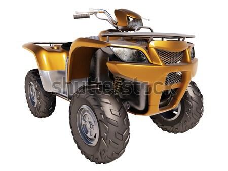 ATV Quad Bike Stock photo © Supertrooper
