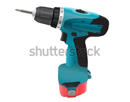 Screwdriver isolated Stock photo © Supertrooper