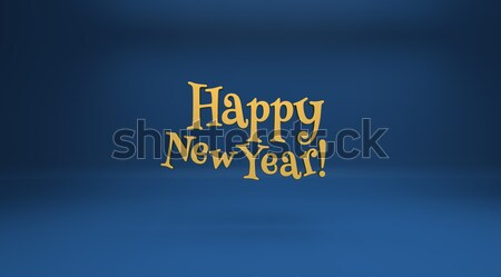 Happy New Year Stock photo © Supertrooper