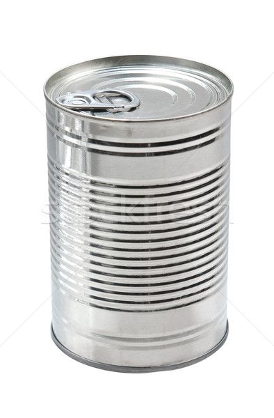 Canned food Stock photo © Supertrooper