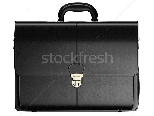 Briefcase isolated Stock photo © Supertrooper