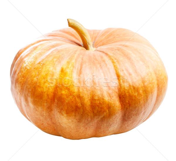 Halloween Pumpkin Isolated Stock photo © Supertrooper