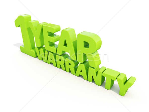 Warranty Stock photo © Supertrooper