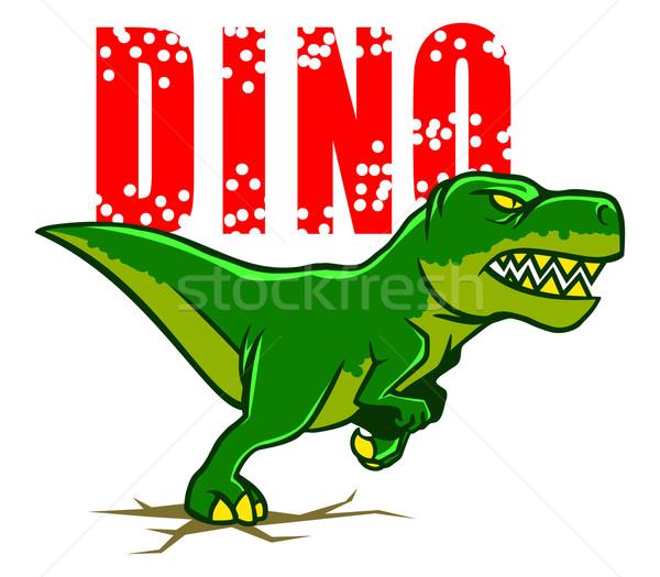 Dino Stock photo © superzizie