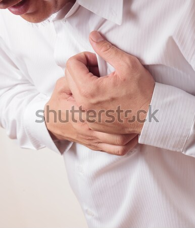 Heart Attack Stock photo © Suriyaphoto