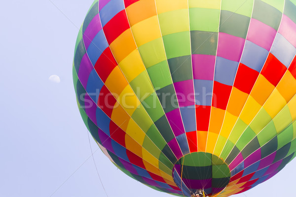 Colorful hot air balloon Stock photo © Suriyaphoto