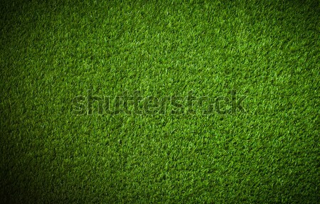 Herbe artificielle texture printemps jardin fond vert Photo stock © Suriyaphoto
