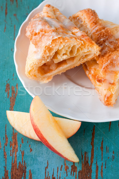 Apple turnover Stock photo © susabell
