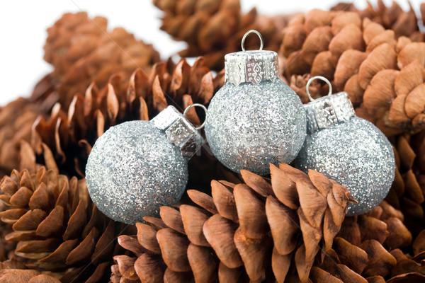 Ornamenti pino Foto d'archivio © susabell