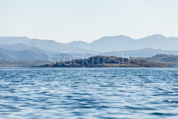 красивой мнение норвежский Открытый выстрел копия пространства Сток-фото © svetography